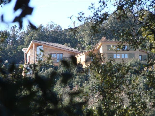 Gite écologique 2 à 8 personnes, lieu de stages, holiday rental in Saint Martin de Villereglan