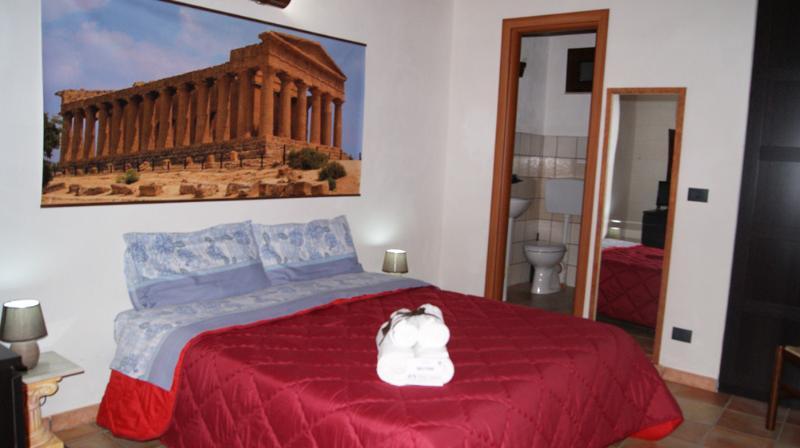 B&B Agrigento (Camera Matrimoniale), location de vacances à Aragona