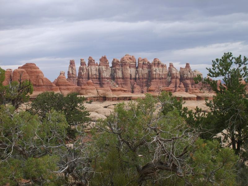 The Needles district in Canyonlands National Park provides a ton of great outdoor  exploring!