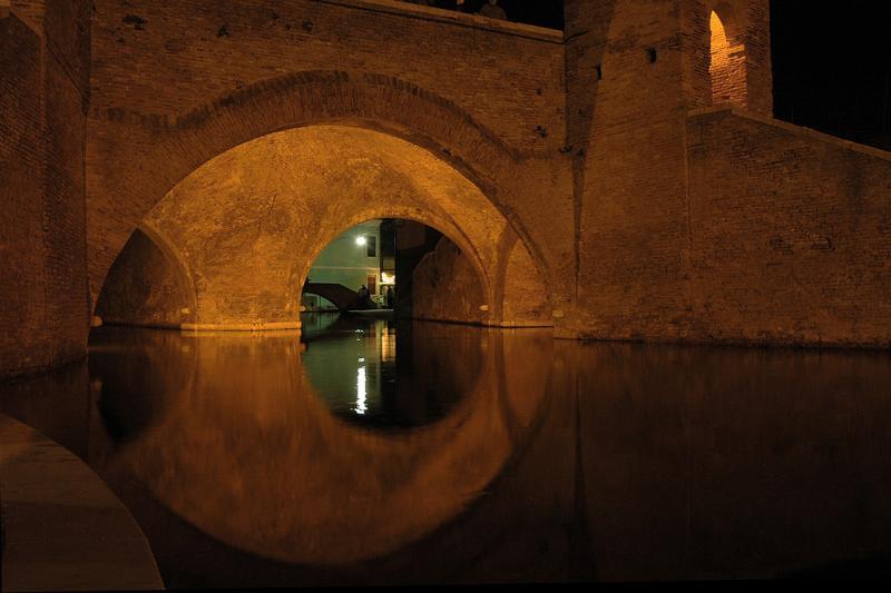 Comacchio, little Venice is just a few kilometres