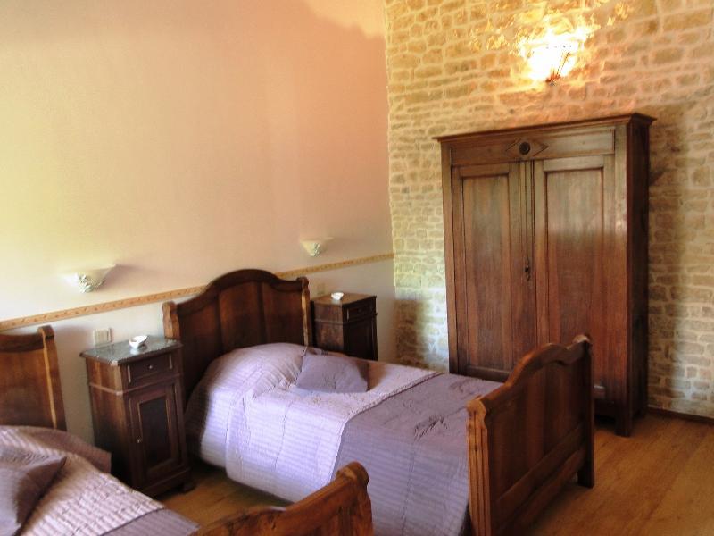 The room The Vines dotata di 2 letti singoli