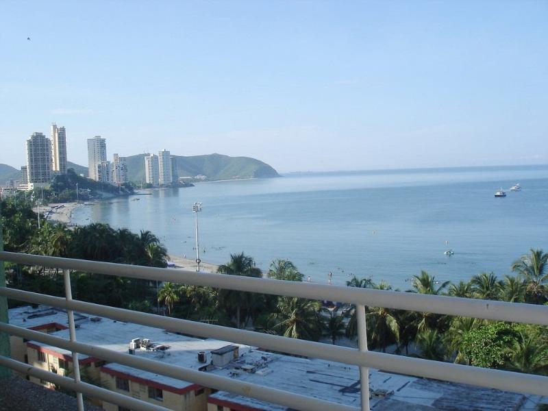 Vista bahía Rodadero - Rodadero Bay view