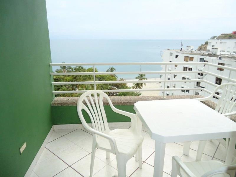Terraza vista mar - Sea view terrace