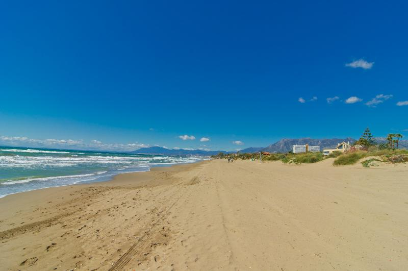 Plage de Playa el Alicate à 200m de la villa