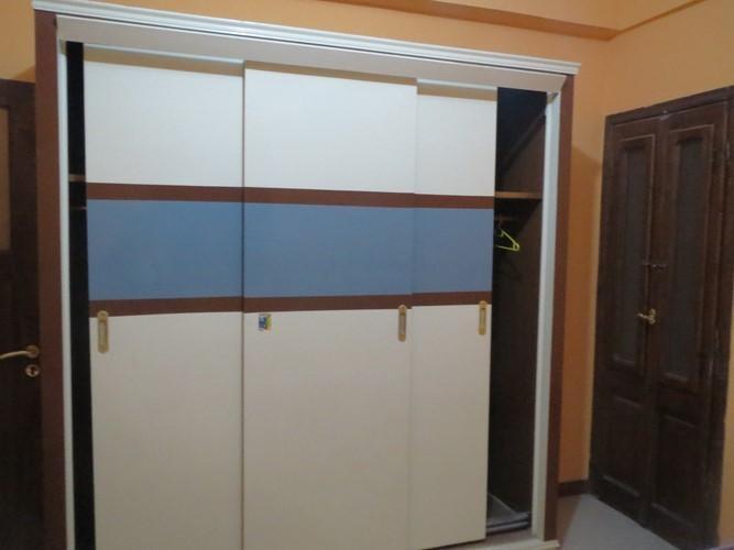 Wardrobe to store everything