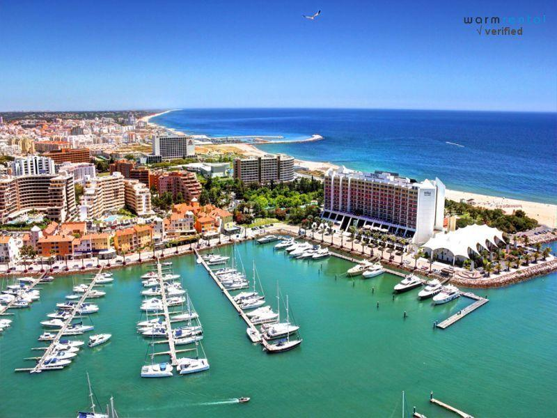 Magnificent Marina of Vilamoura