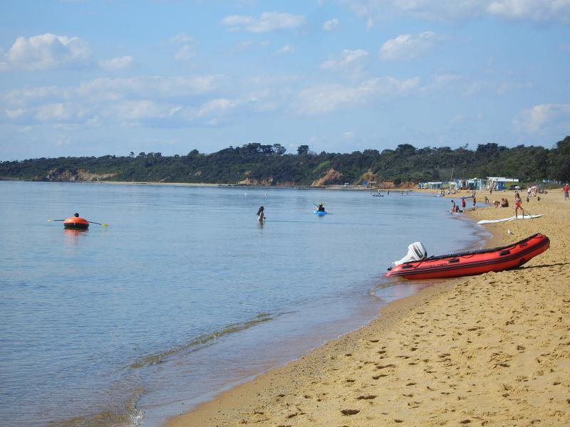 Mount Martha Beach