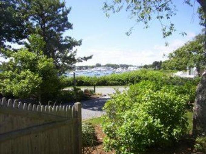 View of Allens Harbor