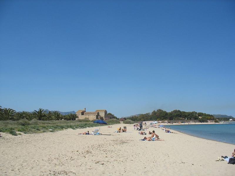 Der Strand von PULA