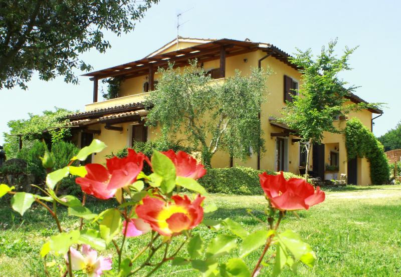la  casa di gelsomino - appartamento blu, casa vacanza a Massa Martana