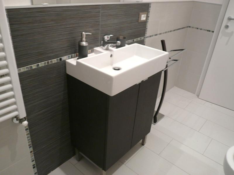 Ampio lavabo