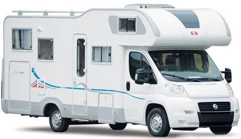 Camper4rent, location de vacances à Francavilla d'Ete