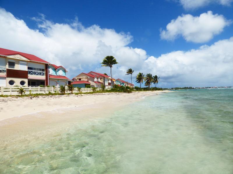 Nuestra residencia en la playa de pasas Clairs