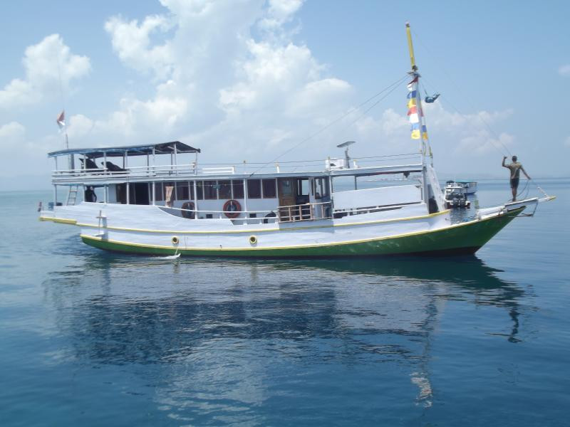 Wonder Komodo Rent Boats, holiday rental in Badjo