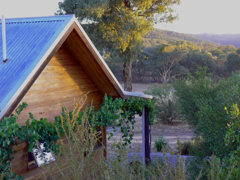 Candlebark Retreat, holiday rental in Stanley