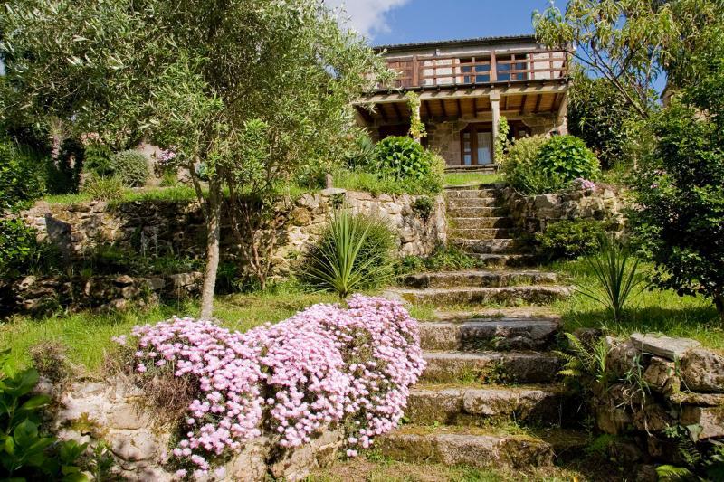 Casa Rio Vilar, holiday rental in Uhia