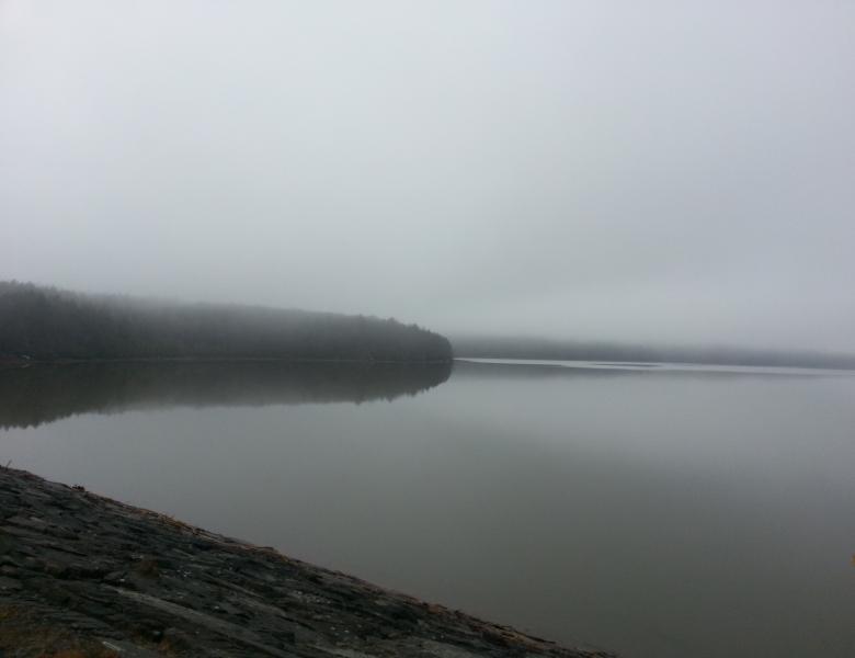 nearby reservoir