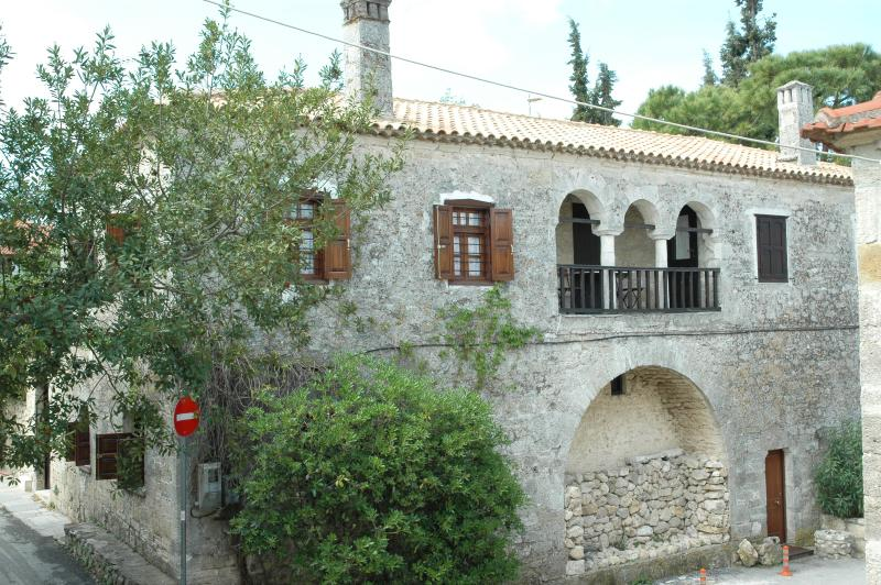 Katsaneiko Mansion, holiday rental in Kassandra