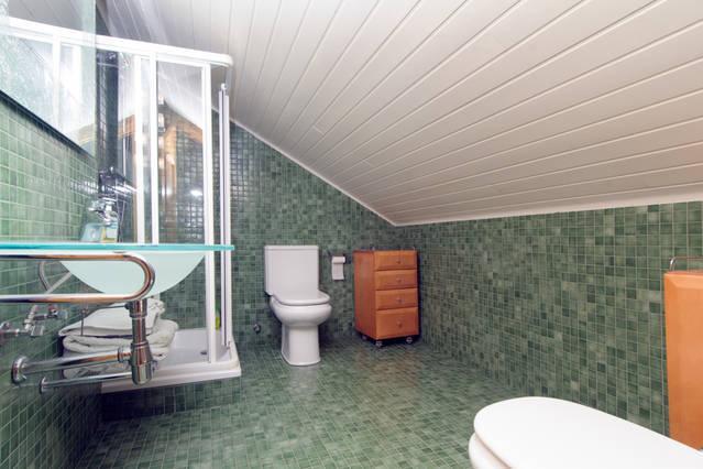 Apartamento El Casino. baño