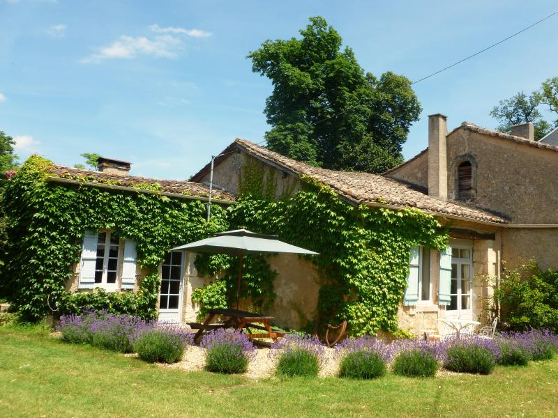 La Feuillade cottage in the Dordogne, holiday rental in Saint-Gery