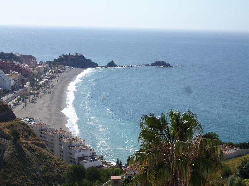 San Cristobal beach view