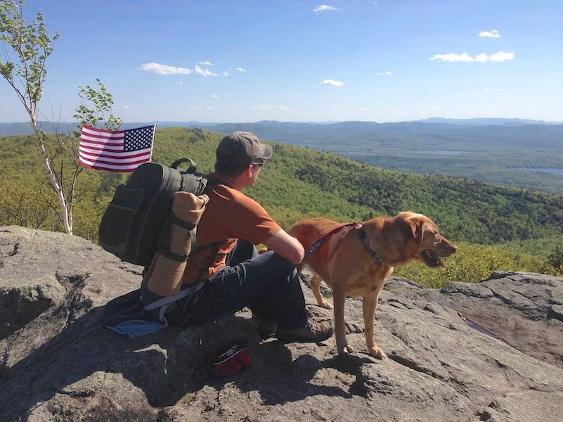 Hike Pleasant Mountian 5 Miles Away