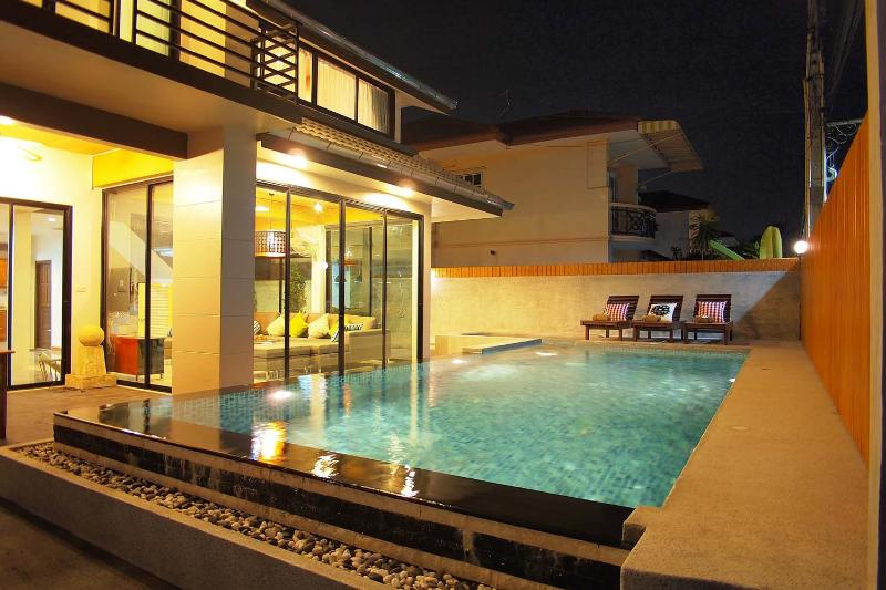 warming welcome to Vichy Villla Pattaya