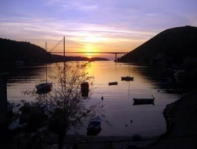 sunset apartment, holiday rental in Mokosica