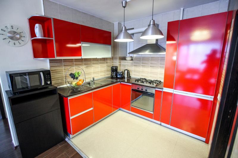 Appartement soleil - Cismigiu Gardens - cuisine