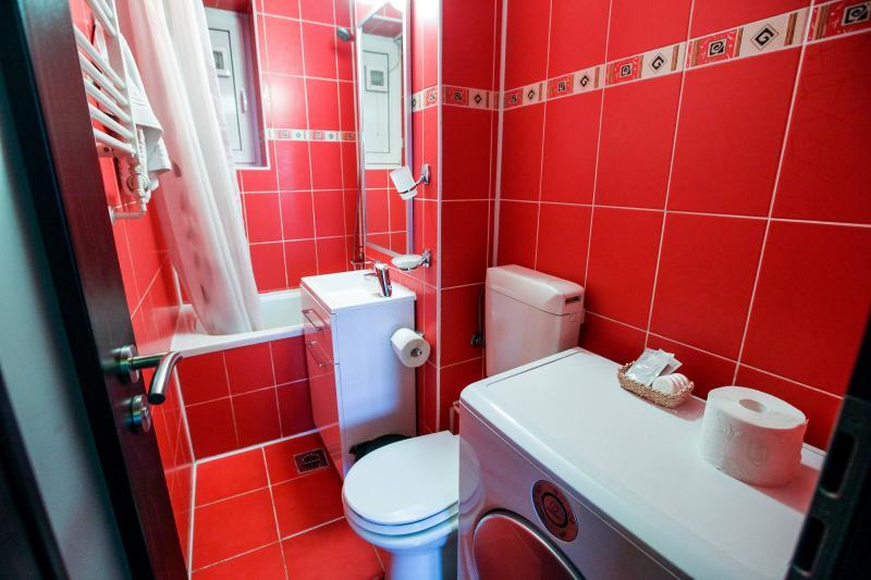 Salle de bains de soleil appartement - Cismigiu Gardens-