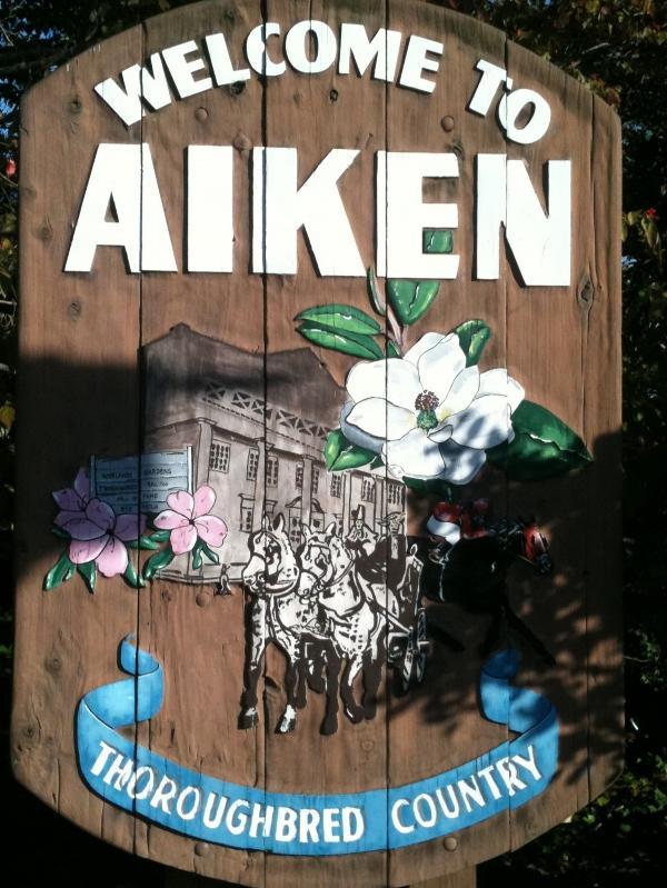 Welcome! Enjoy Masters Week in downtown Aiken