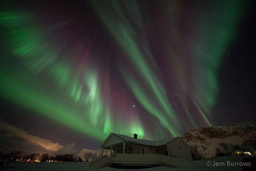 Spectacular Northern Lights - February 2015