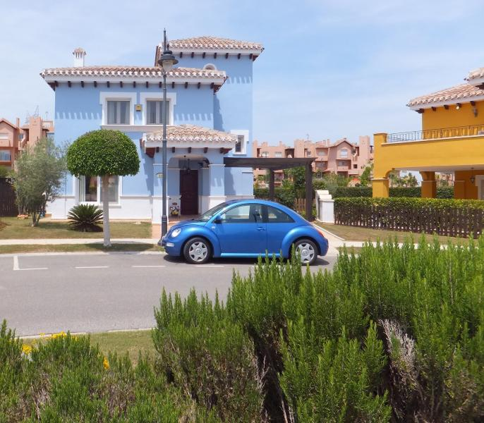 Casa Suenos Mar Menor Golf Resort Luxury 3 bedroom villa with private swimming pool