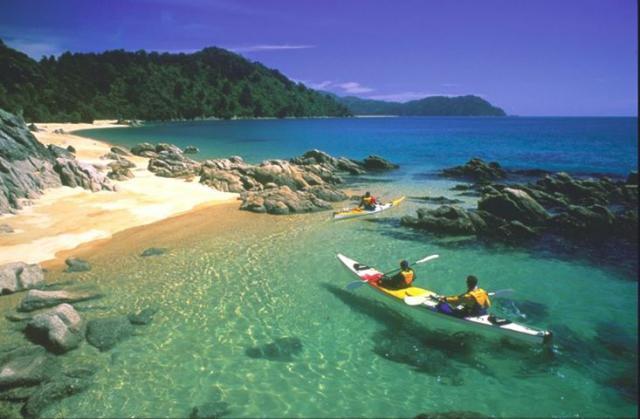 Near by: Able Tasman National Park