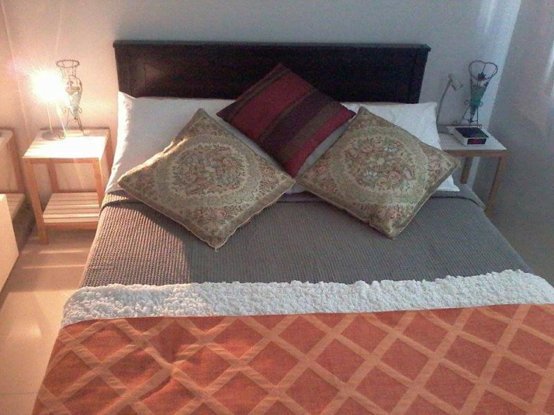 Comfortable and clean full size double bed - different style