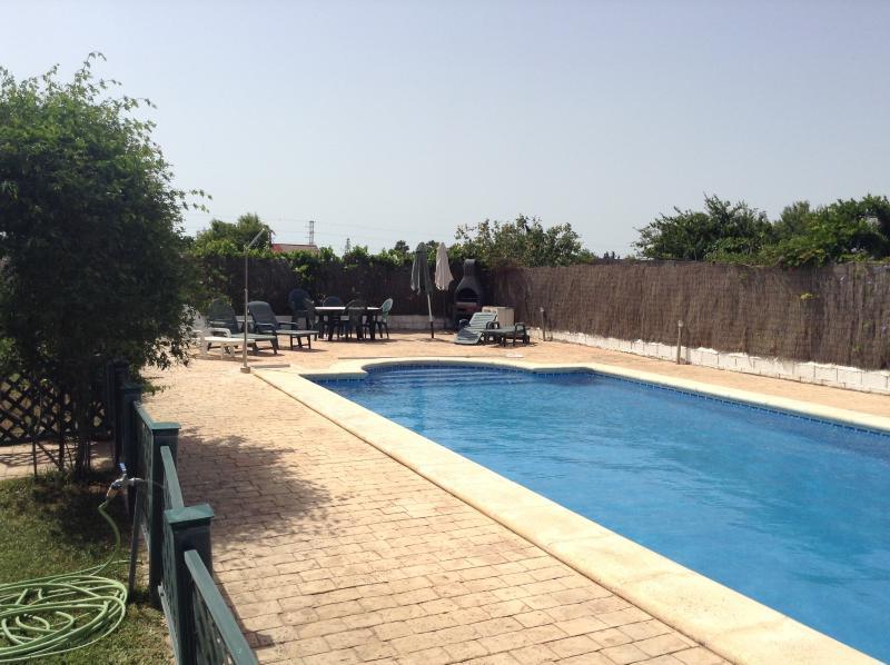 Pool 10meters x 5meters
