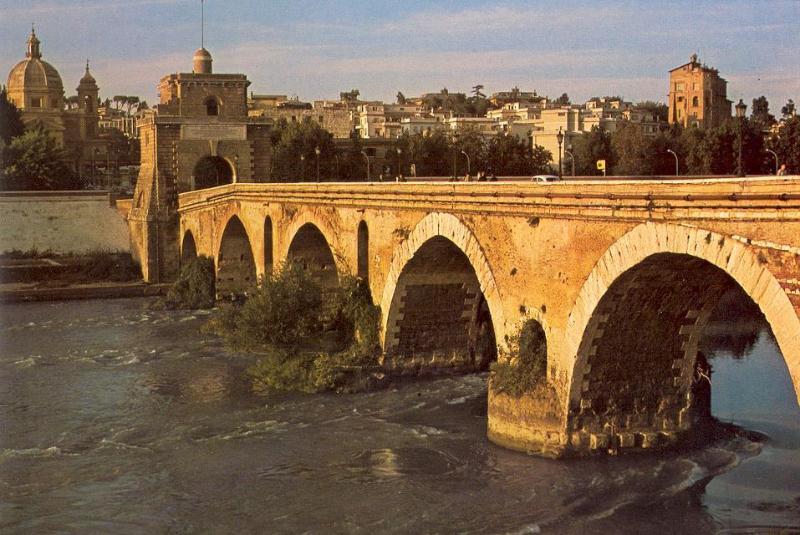 Der Milvischen Brücke