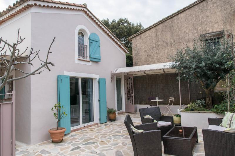 100 year old fully renovated villa