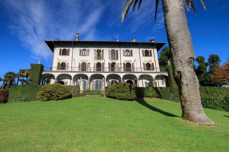 Villino San Remigio, Pallanza Lago Maggiore - NORTHITALY Villas Semesterbostäder