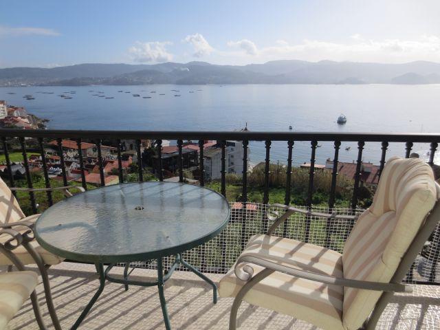 magníficas vistas al mar, holiday rental in O Covelo