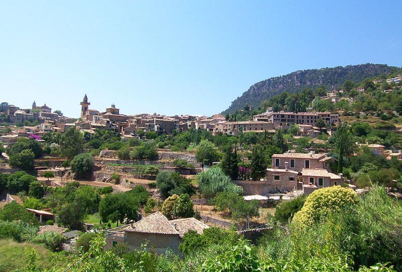 Valldemossa village