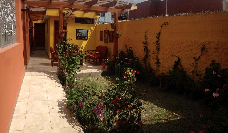 Ecuadorapartamentos, location de vacances à Tababela