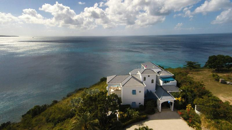 Grand Outlook Castle located on a private and secure point with views of true forever...
