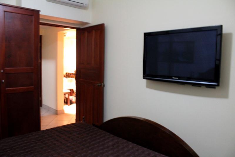 Flat Screen TV's in both bedrooms.