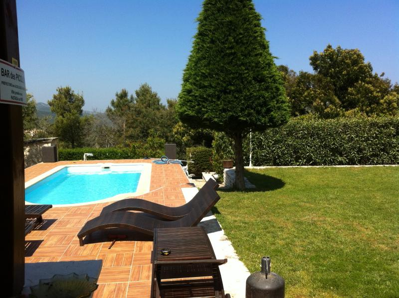 villa elofred, vacation rental in Saint Florent