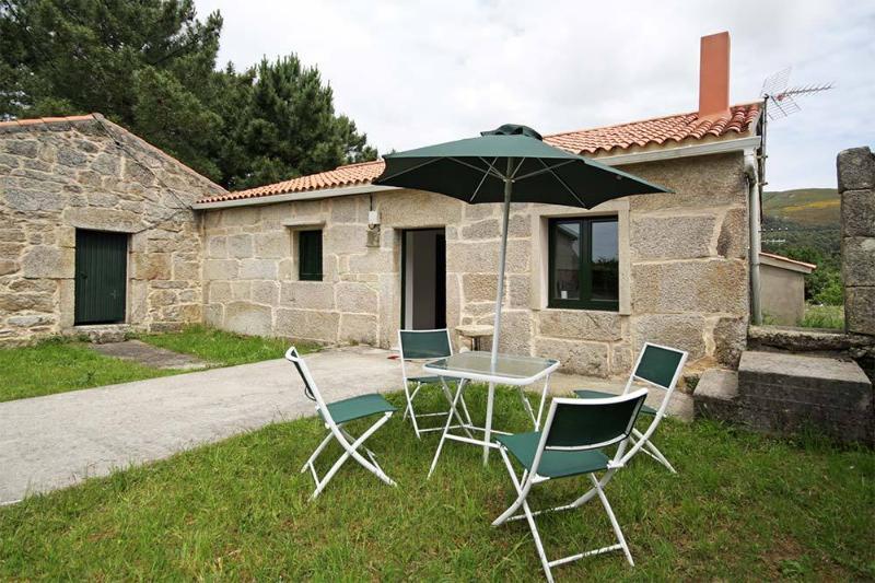 Casa de Andrade, vacation rental in Corrubedo