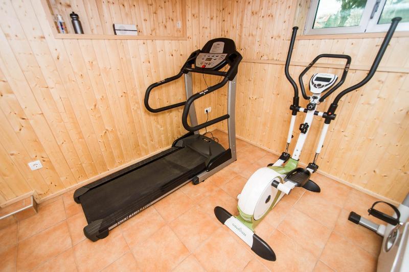 House gym