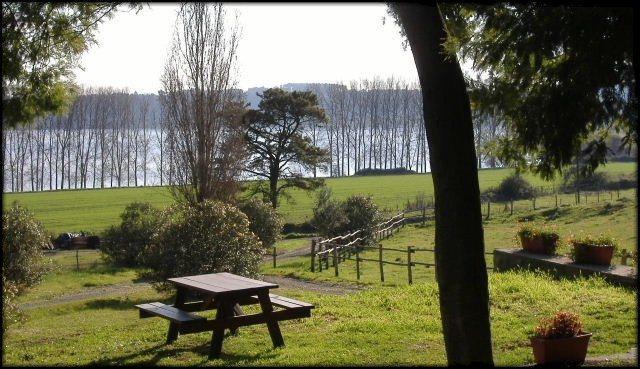 farmhouse lake Martignano, Latium, casa vacanza a Cesano