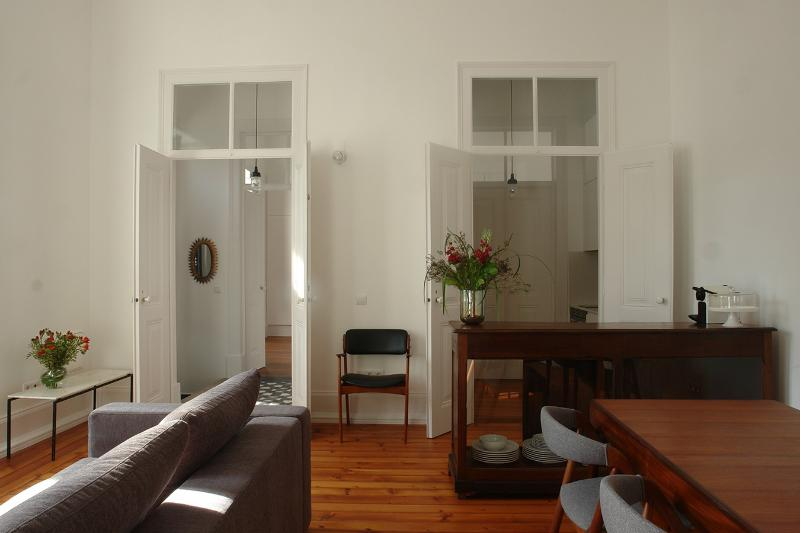 Casas Adentro - Serviced apartment in Faro, Ferienwohnung in Faro