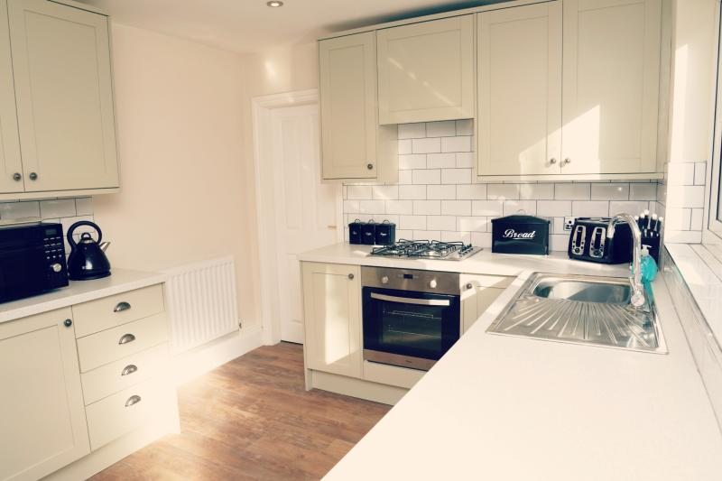 Newly fitted quaility kitchen